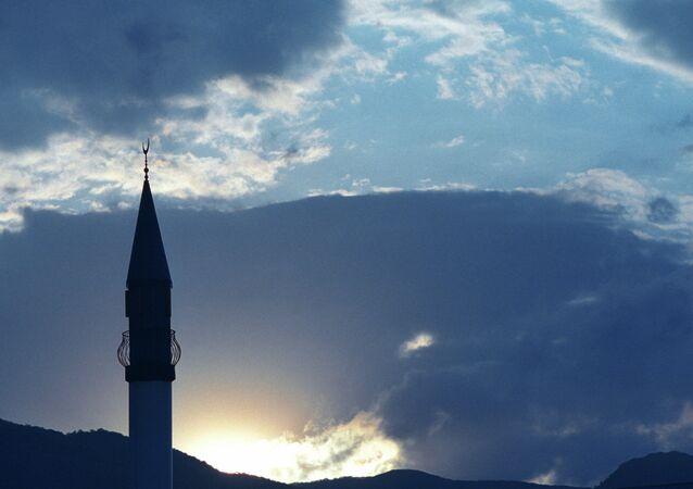 Dağıstan'da bir cami