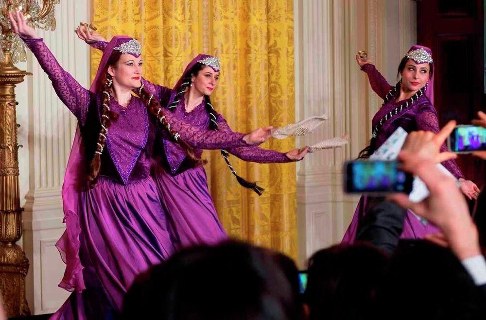 Beyaz Saray'da Nevruz kutlaması