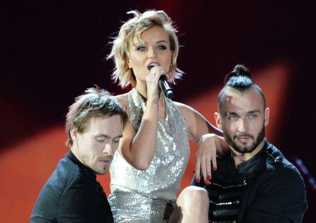 Rusya'nın Eurovision adayı temsilcisi Polina Gagarina
