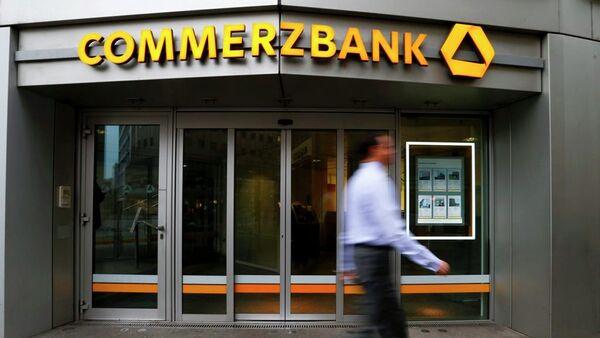 Alman Commerzbank - Sputnik Türkiye