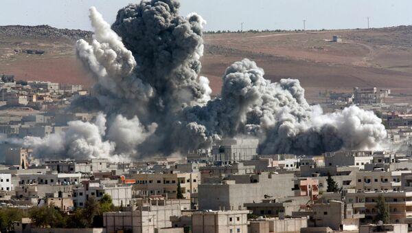 ABD'nin başını çektiği IŞİD karşıtı uluslararası koalisyon - Sputnik Türkiye