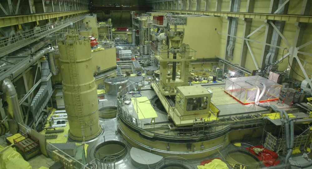 Paks nükleer santrali