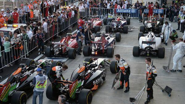 Formula 1 - Sputnik Türkiye