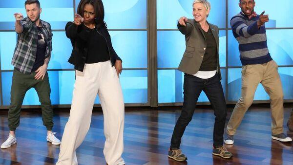ABD First Lady'si Michelle Obama - Sputnik Türkiye