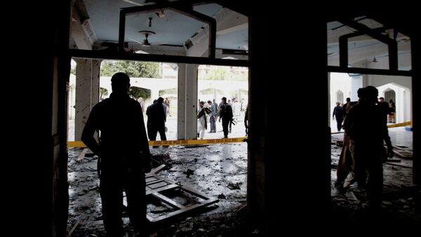 Pakistan kilise bombalısaldırı - Sputnik Türkiye
