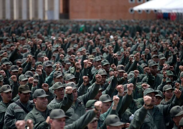 Venezüella ordusu