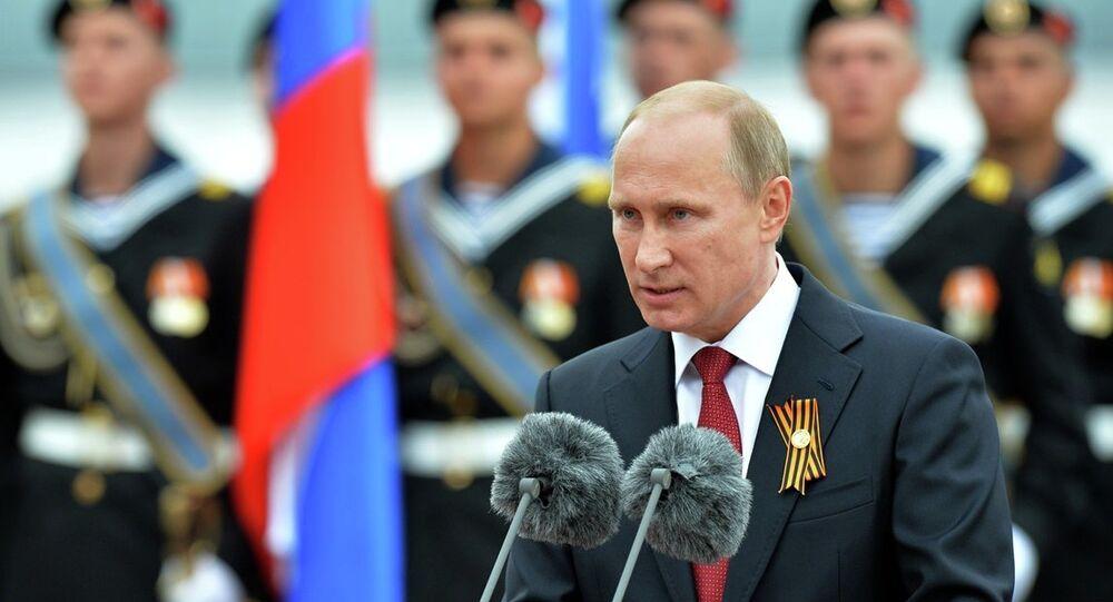Rusya Devlet Başkanı VladimirPutin