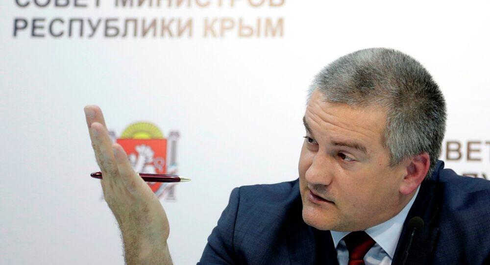 Kırım Başbakanı Sergey Aksenov