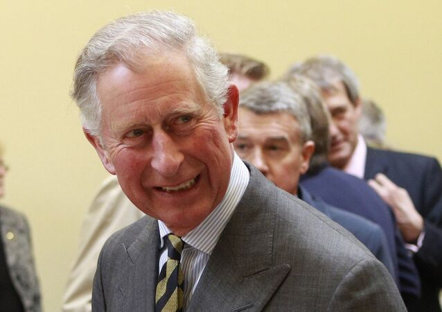 İngiltere Veliaht Prensi Charles