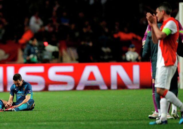 Monaco - Arsenal