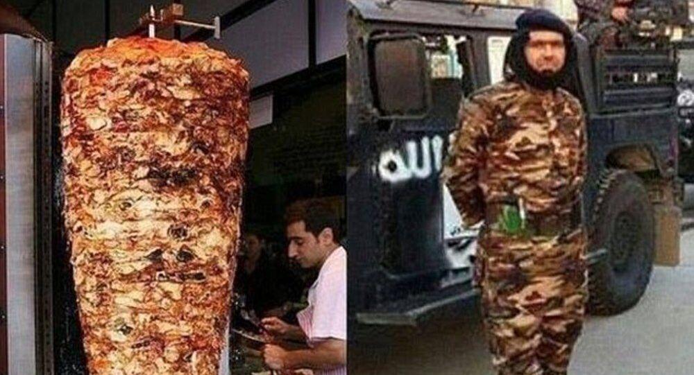Irak Şam İslam Devleti (IŞİD) militanı