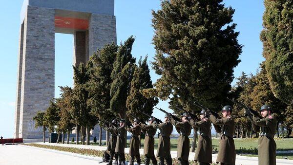 18 Mart Çanakkale Zaferi ve Şehitler Günü - Sputnik Türkiye