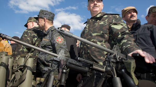 Ukrayna ordusu - Sputnik Türkiye