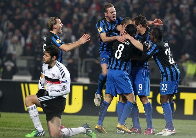 Beşiktaş - Club Brugge