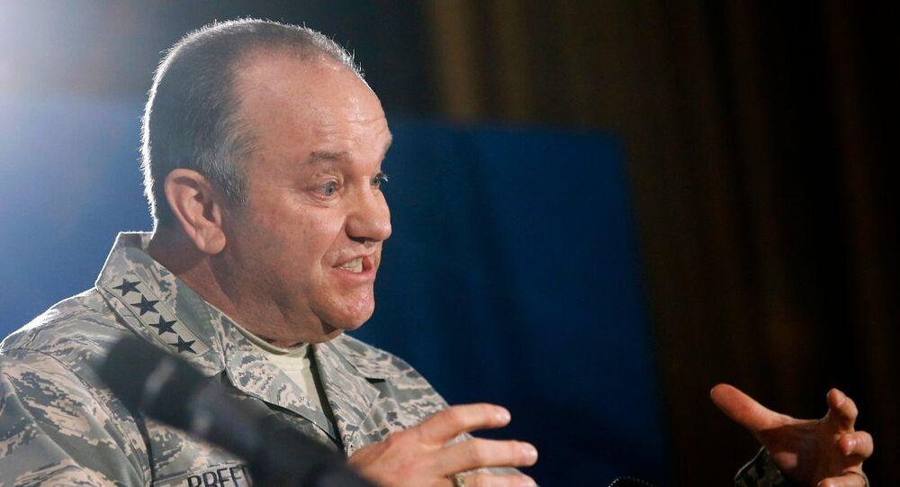 Avrupa Müttefik Kuvvetleri Yüksek Komutanı General Philip Breedlove