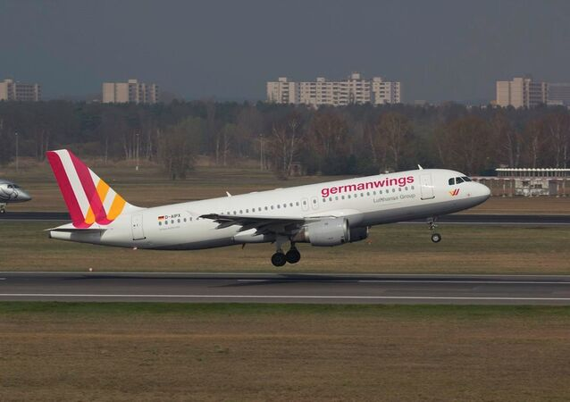 GermanWings havayolu