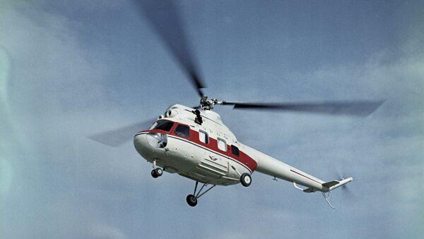 Mi-2 helikopter - Sputnik Türkiye