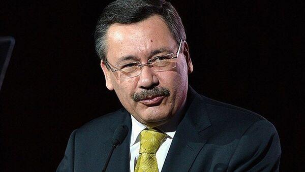 Ankara Büyükşehir Belediye Başkanı Melih Gökçek - Sputnik Türkiye