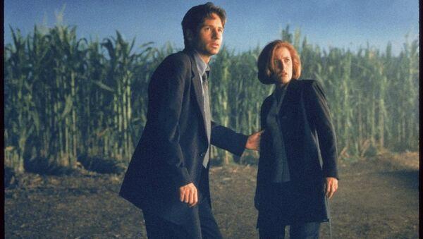 The X- Files dizisi - Sputnik Türkiye