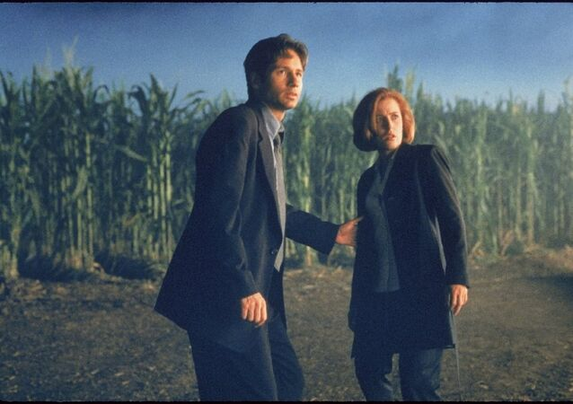 The X- Files dizisi
