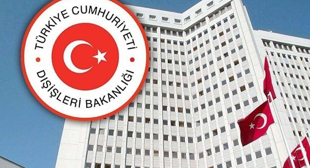 Türkiye Dışişleri Bakanlığı