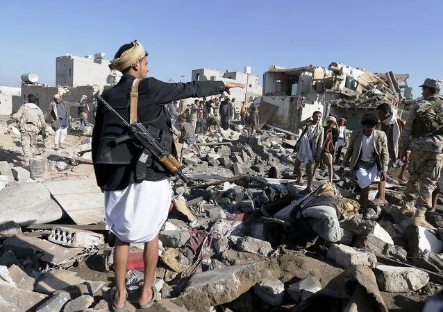 Yemen'e hava operasyonu