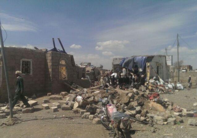 Yemen'de çatışmalar