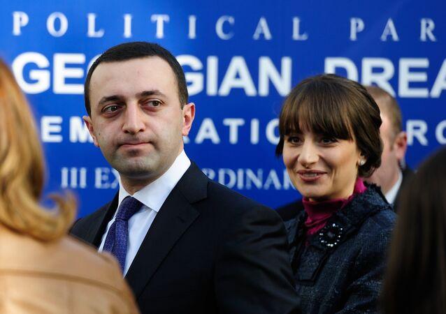 Gürcistan Başbakanı İrakliy Garibaşvili