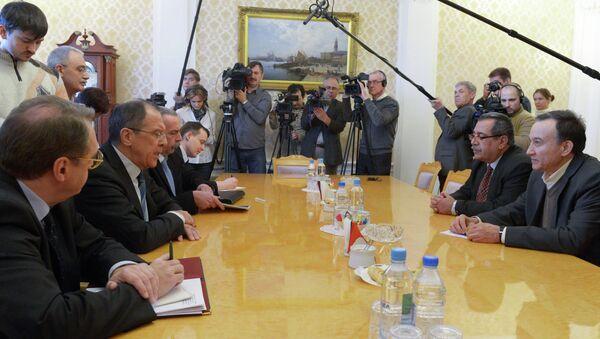 Suriye Muhalefeti-Moskova - Sputnik Türkiye