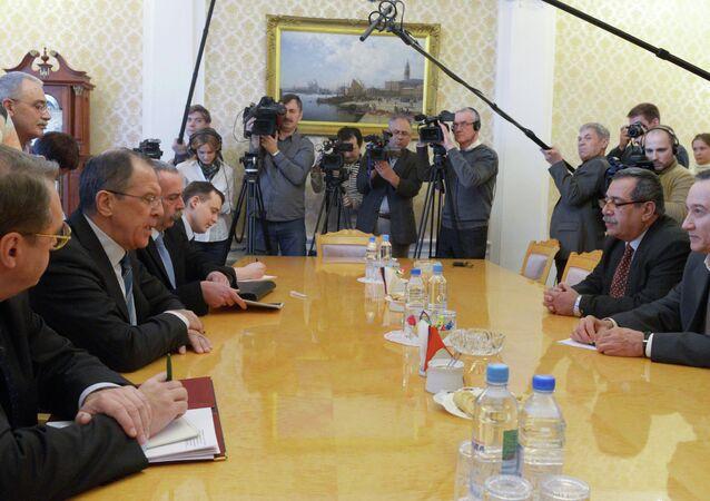 Suriye Muhalefeti-Moskova