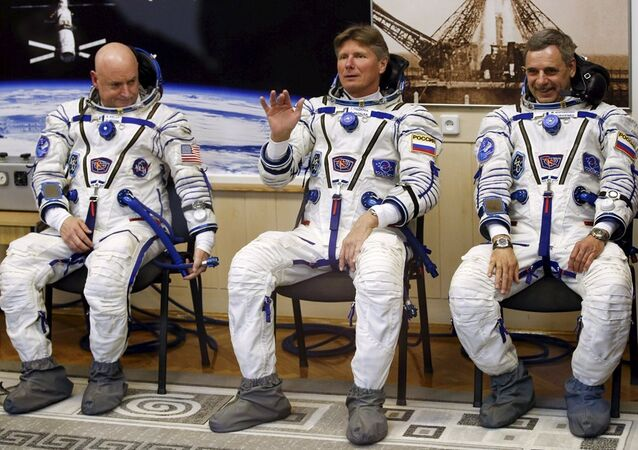 Soyuz uzay aracı