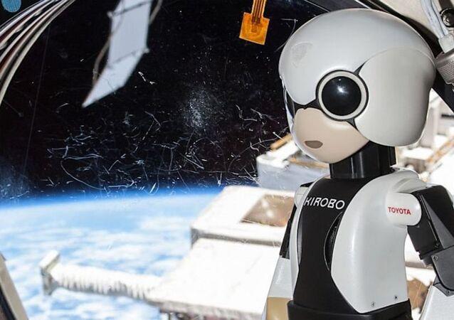 Robot astronot Kirobo