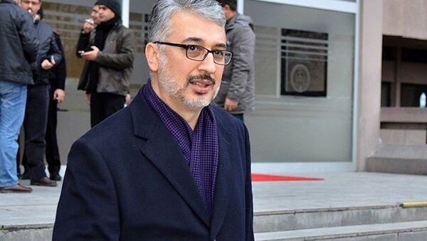 Hasan Palaz - Sputnik Türkiye