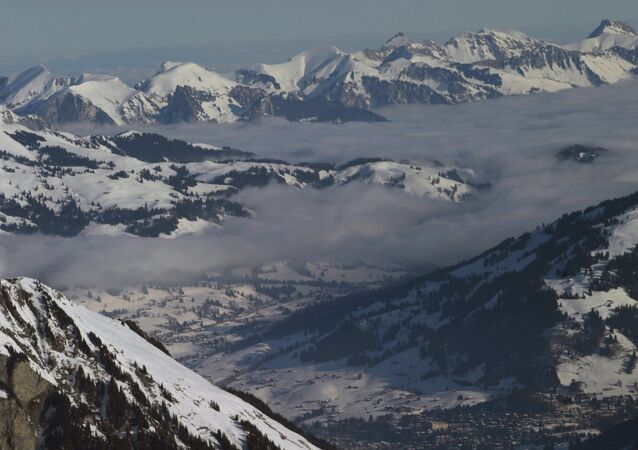 Alpler manzarası