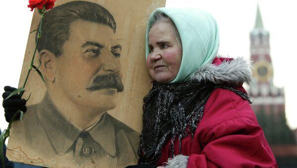 Josef Stalin - Sputnik Türkiye
