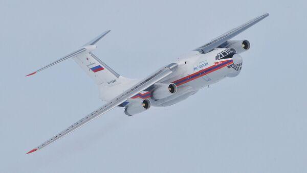 İL-76 uçağı - Sputnik Türkiye