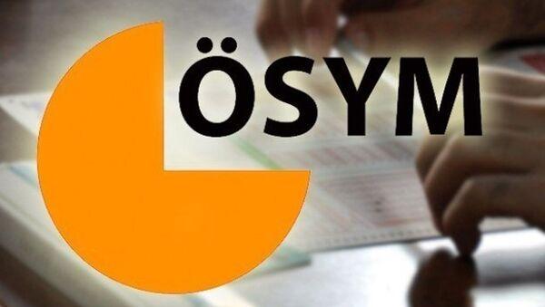 ÖSYM - Öğrenci Ölçme, Seçme ve Yerleştirme Merkezi - Sputnik Türkiye