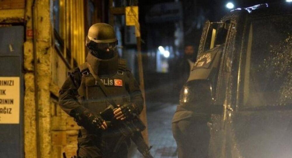 İstanbul operasyon