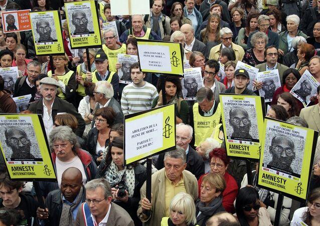 Uluslararası Af Örgütü '2014 yılı İdam Cezaları' başlıklı raporu