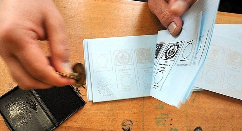 Oy pusulası-seçim