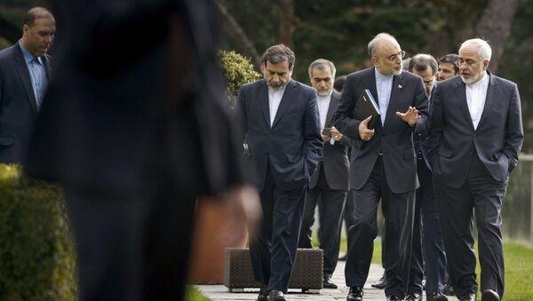Nükleer müzakerelerde İran tarafı - Sputnik Türkiye