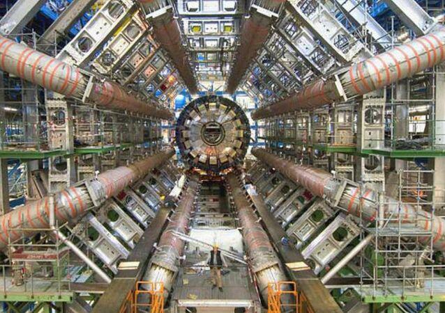 Büyük Hadron Çarpıştırıcısı