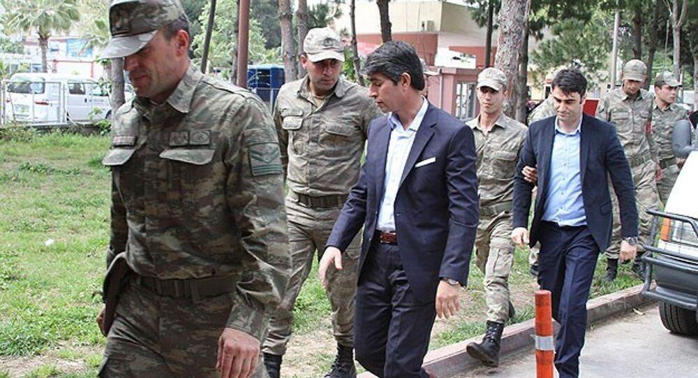 MİT TIR - asker - gözaltı