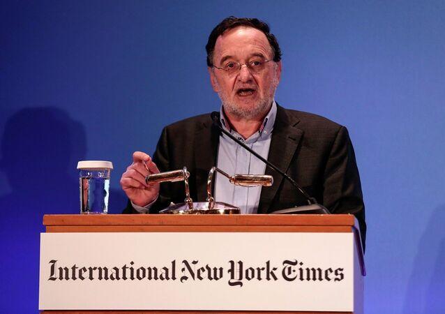 Yunanistan Enerji Bakanı Panagiotis Lafazanis
