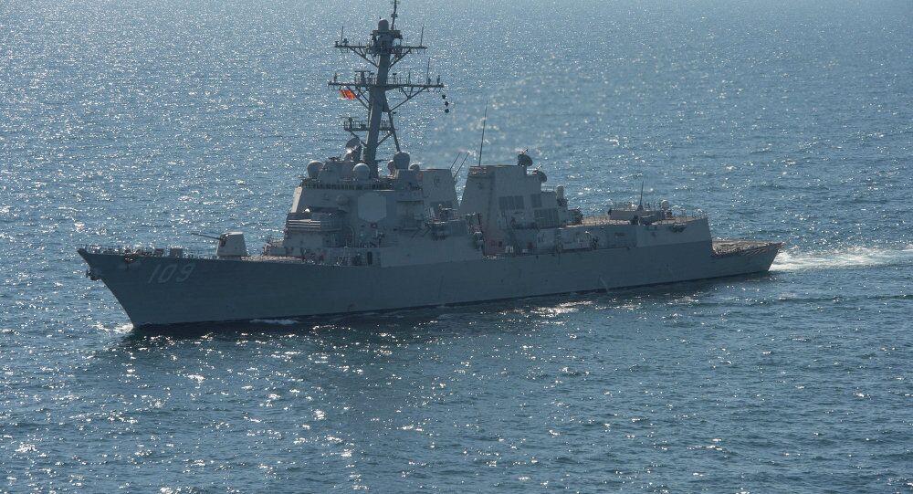 ABD destroyeri