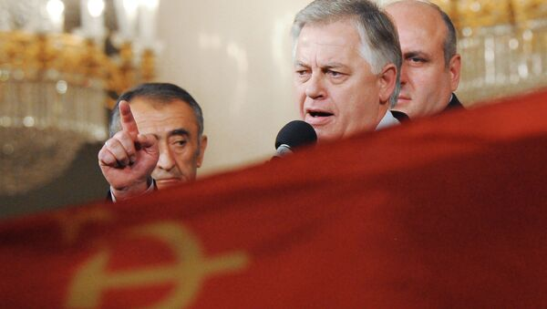 Pyotr Simonenko - Sputnik Türkiye