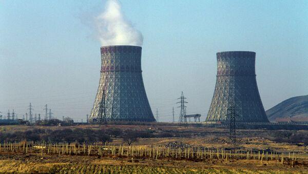 Metzamor Nükleer Santrali - Sputnik Türkiye