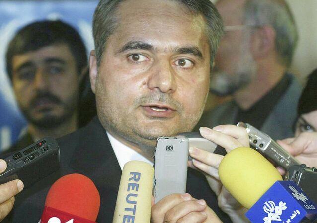 İran Ulusal Güvenlik Konseyi'nin eski başkanı Seyed Huseyin Musavian