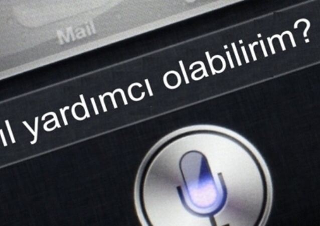 Apple iOS 8.3-Türkçe Siri
