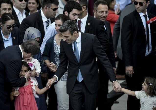 Musul Başkonsolosu Öztürk Yılmaz